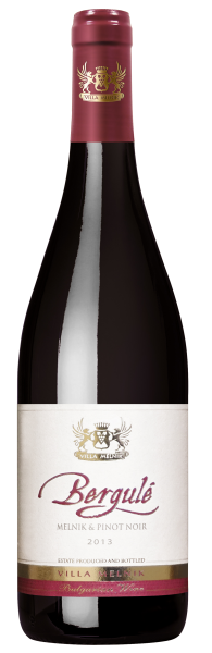 Bergulé Melnik & Pinot Noir 2013